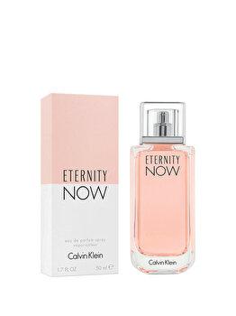 Apa De Parfum Calvin Klein Eternity Now, 50 Ml, Pentru Femei