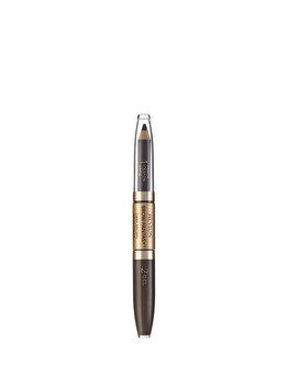 Creion pentru sprancene, 106 Dark Brown, 1.1 g imagine produs