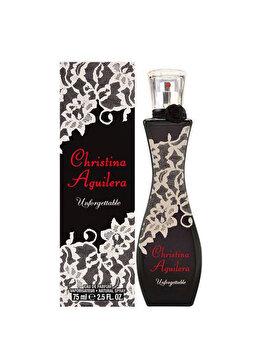 Apa de parfum Christina Aguilera Unforgettable, 75 ml, pentru femei imagine