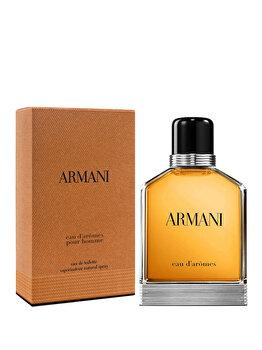 Apa de toaleta Giorgio Armani Eau D'Aromes, 50 ml, pentru barbati imagine produs