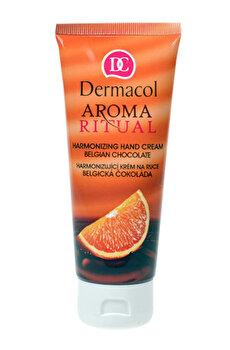 Crema de maini cu aroma de Ciocolata Belgiana Aroma Ritual, 100 ml imagine produs