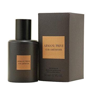 Apa de parfum Giorgio Armani Cuir Amethyste, 100 ml, pentru femei imagine produs