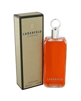 Apa de toaleta Lagerfeld Classic, 100 ml, pentru barbati imagine produs