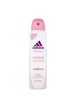 Deospray Adidas Cool & Care Control 48h, 150 ml, pentru femei imagine
