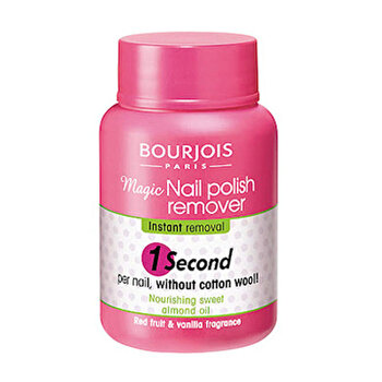 1 Second Magic Nail Polish Remover, 7.5 ml imagine produs