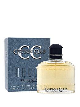 Apa de toaleta Jeanne Arthes Cotton Club, 100 ml, pentru barbati imagine produs