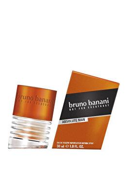 Apa de toaleta Bruno Banani Absolute Man, 30 ml, pentru barbati imagine produs