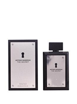 Apa de toaleta Antonio Banderas The Secret, 200 ml, pentru barbati imagine produs
