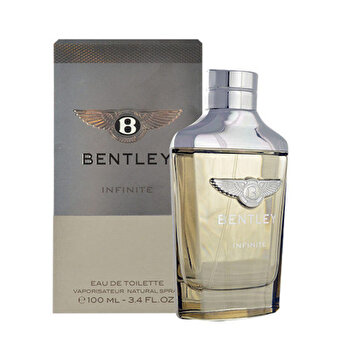 Apa de toaleta Bentley Infinite Eau de Toillete, 100 ml, pentru barbati imagine produs