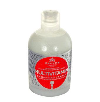 Sampon Multivitamin Energising, 1000 ml poza