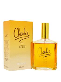 Apa de colonie Revlon Charlie Gold Eau Fraiche, 100 ml, pentru femei