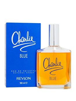 Apa de toaleta Revlon Charlie Blue, 100 ml, pentru femei imagine produs