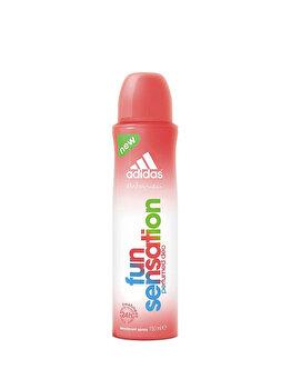 Deospray Adidas Fun Sensation, 150 ml, pentru femei poza
