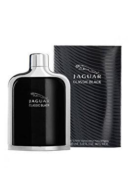 Apa de toaleta Jaguar Classic Black, 100 ml, pentru barbati imagine produs