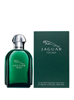 Apa de toaleta Jaguar, 100 ml, pentru barbati poza