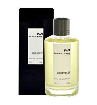 Apa de parfum Mancera Aoud Violet, 120 ml, pentru femei imagine