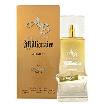 Apa de parfum Lomani AB Spirit Millionaire, 100 ml, pentru femei imagine produs