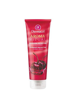 Gel de dus Aroma Ritual, Cirese, 250 ml poza