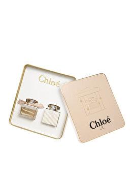 Set cadou Chloe Signature (Apa de parfum 50 ml + Lotiune de corp 100 ml), pentru femei imagine produs