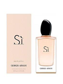 Apa de parfum Giorgio Armani Si, 100 ml, pentru femei imagine