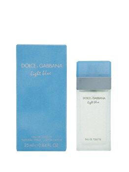 Apa de toaleta Dolce & Gabbana Light Blue, 25 ml, pentru femei imagine produs