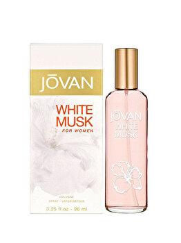 Apa de colonie Jovan Musk White, 100 ml, pentru femei