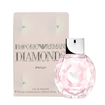 Apa de toaleta Giorgio Armani Emporio Diamonds Rose, 50 ml, pentru femei imagine produs