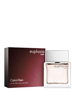Apa de toaleta Calvin Klein Euphoria, 100 ml, pentru barbati imagine produs