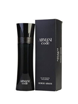 Apa de toaleta Giorgio Armani Code, 75 ml, pentru barbati poza