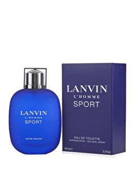 Apa de toaleta Lanvin L'Homme Sport, 100 ml, pentru barbati poza
