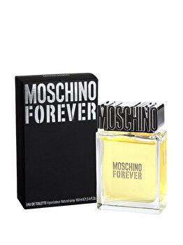 Apa de toaleta Moschino Forever, 100 ml, pentru barbati poza