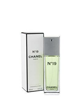 Apa de toaleta Chanel No. 19, 100 ml, Pentru Femei