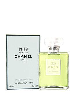 Apa de parfum Chanel No.19 Poudre, 100 ml, Pentru Femei