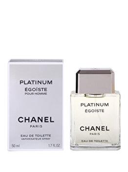 Apa de toaleta Platinum Egoiste, 50 ml, Pentru Barbati
