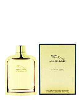 Apa de toaleta Jaguar Classic Gold, 100 ml, pentru barbati imagine
