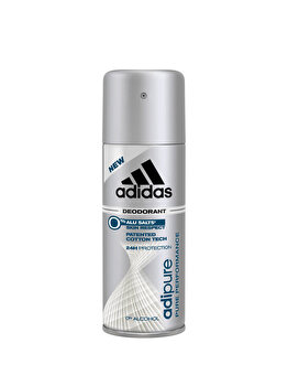 Deospray Adidas Adipure, 150 ml, pentru barbati poza