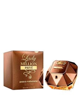 Apa de parfum Paco Rabanne Lady Million Prive, 80 ml, pentru femei imagine produs