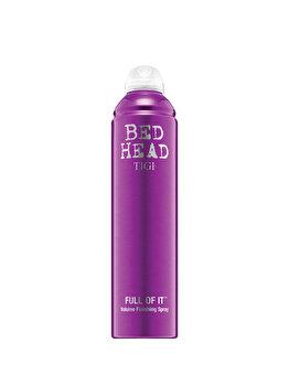 Fixativ de par pentru volum Bed Head Full Of It, 371 ml imagine produs