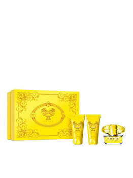 Imagine Set Cadou Versace Yellow Diamond apa De Toaleta 50 Ml Lotiune