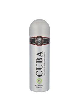 Deospray Cuba Black, 200 ml, pentru barbati imagine produs