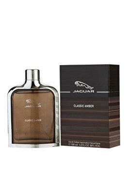 Apa de toaleta Jaguar Classic Amber, 100 ml, pentru barbati imagine produs