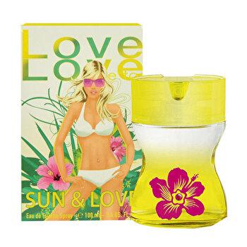 Apa de toaleta Morgan Love Love Sun & Love, 35 ml, pentru femei imagine produs