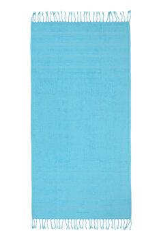 Prosop de baie, Marie Claire, 332MCL1324, Albastru imagine