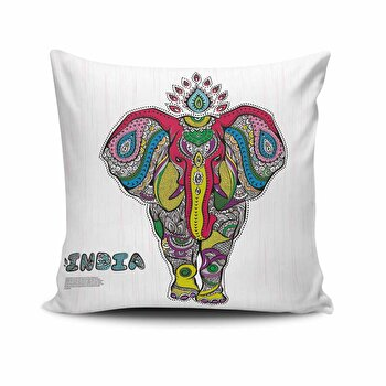 Perna decorativa Cushion Love Cushion Love, 768CLV0126, Multicolor imagine
