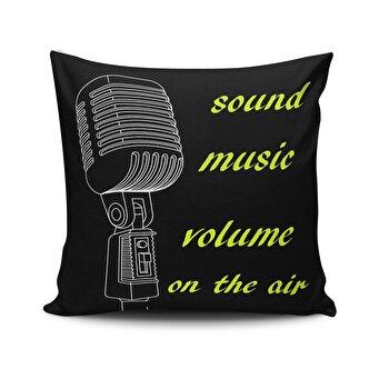 Perna decorativa Cushion Love, 768CLV0248, Multicolor elefant
