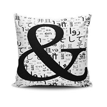 Perna decorativa Cushion Love, 768CLV0308, Multicolor imagine