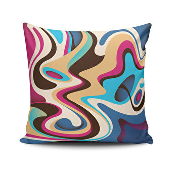 Perna decorativa Spiffy, 425SPF0171, Multicolor elefant