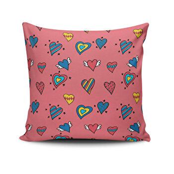 Perna decorativa Spiffy, 425SPF0176, Multicolor imagine