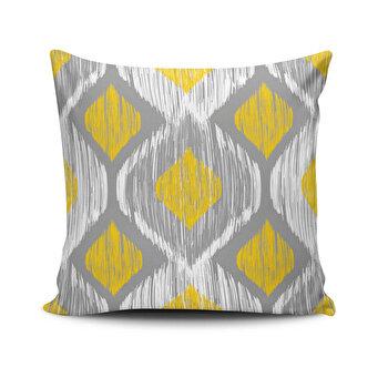 Fata de perna Cushion Love, 768CLV0371, 45 x 45 cm, Multicolor imagine
