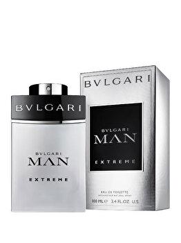 Apa de toaleta Bvlgari Man Extreme, 100 ml, pentru barbati poza